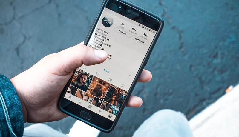 Fotos anschauen zu folgen ohne instagram Instagram Profil: